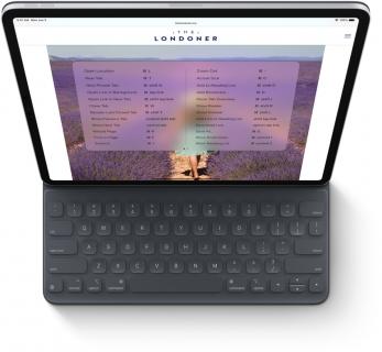 iPad jak laptop, otrzyma klawiaturę z gładzikiem