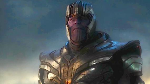 Avengers: Endgame - Hulk mógł walczyć z Thanosem. Jest szkic koncepcyjny