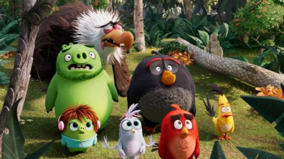Angry Birds Film 2 - będą pokazy przedpremierowe