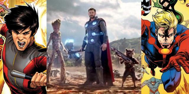 Avengers: Endgame - co dalej w MCU? Jest złoczyńca i masa informacji!