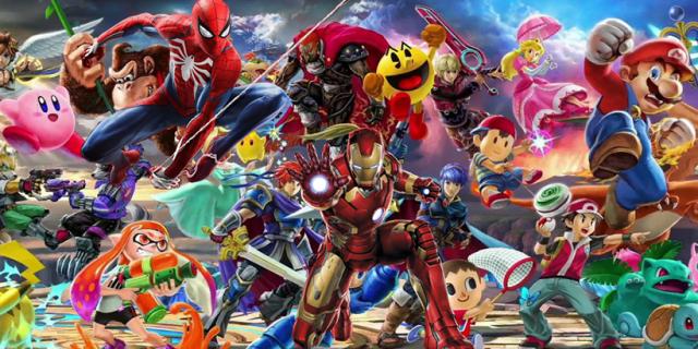 Herosi Marvela w Super Smash Bros. Ultimate? Jest na to szansa