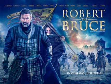 Robert the Bruce - nowy zwiastun i plakat filmu historycznego. Oto nieoficjalna kontynuacja Bravehearta