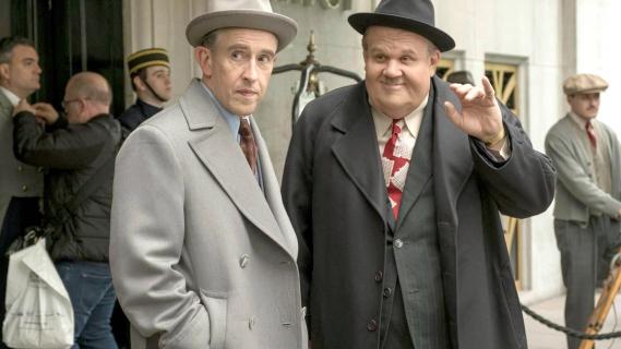 Stan & Ollie - recenzja filmu