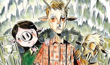Łasuch. Tom 3 - recenzja komiksu