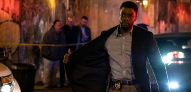 21 Bridges - zwiastun filmu. Chadwick Boseman jako detektyw [SDCC 2019]