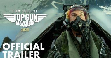 Top Gun: Maverick - zwiastun filmu. Tom Cruise w akcji! [SDCC 2019]