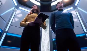 Star Trek: Short Treks - zwiastun kolejnych odcinków oraz nowe informacje [SDCC 2019]