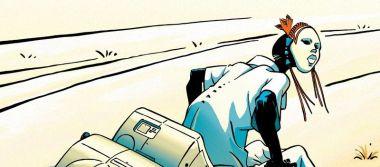 Dallas Barr - recenzja komiksu