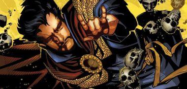 Doktor Strange. Tom 1 - recenzja komiksu