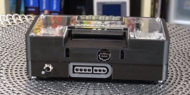 GBA Consolizer - zagraj w gry z Game Boya Advance na telewizorze w 720p