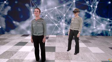 Hologramy Microsoftu przemówią w innym języku głosem użytkownika