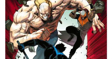 Nightwing #04: Starzy i nowi wrogowie - recenzja komiksu