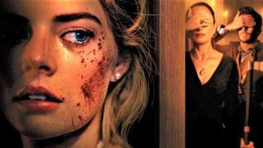 Ready or Not - plakat horroru o niebezpiecznej zabawie w chowanego