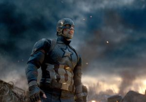 Avengers: Endgame - Kapitan Ameryka na ławce bez CGI. Tak czaruje MCU