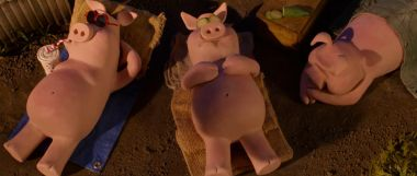 Baranek Shaun Film. Farmageddon - pełny zwiastun animacji