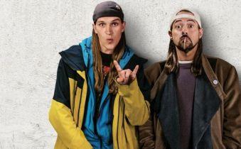 Jay and Silent Bob Reboot - plakat filmu i zwiastun dla dorosłych [SDCC2019]