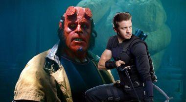Jeremy Renner jako Hellboy w filmie Guillermo del Toro? Aktor był tego bliski