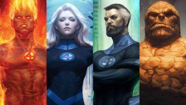 Fantastyczna Czwórka - powstanie film MCU. Co z X-Men? [SDCC 2019]