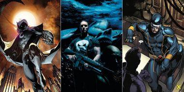 Marvel Ultimate Alliance 3: Punisher, Moon Knight i inni herosi trafią do gry [SDCC 2019]