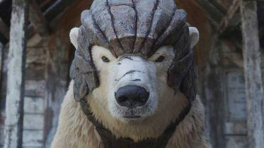 Mroczne materie - zwiastun serialu fantasy HBO i BBC. Niedźwiedź w zbroi w akcji! [SDCC 2019]