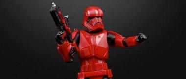 Gwiezdne Wojny: Skywalker. Odrodzenie - wiemy, dla kogo walczą szturmowcy Sithów! [SDCC 2019]