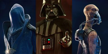 Vader Immortal - zobacz klimatyczne plakaty promujące serial VR [SDCC 2019]
