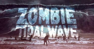 Zombie Tidal Wave - zwiastun filmu twórców Rekinado. Fala zombie z oceanu [SDCC 2019]
