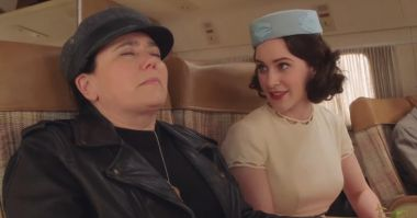 The Marvelous Mrs. Maisel - zwiastun 3. sezonu serialu
