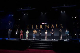 The Eternals - Marvel w filmie zmienił pochodzenie bohaterów, aby nie przypominało X-Men?