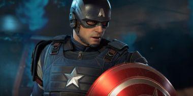 Marvel's Avengers - Kapitan Ameryka jak żywy. Zobacz nowe wideo z gry