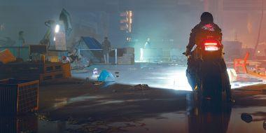 Cyberpunk 2077 - Sasquatch z potężnym młotem w akcji. Zobacz nowy screen z gry