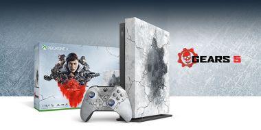 Xbox One X - tak wygląda limitowana konsola w edycji Gears 5
