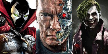 Mortal Kombat 11 - Terminator, Spawn i Joker trafią do gry. Wyciek ujawnia wojowników z DLC