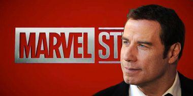 John Travolta w filmie walczył już z Punisherem. Teraz chce do MCU