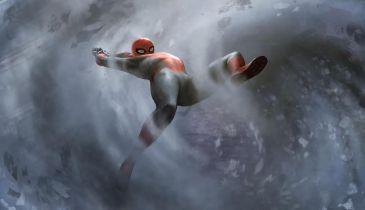 Spider-Man: Daleko od domu - horda zombie? Szkice koncepcyjne! Czy będzie wersja reżyserska?