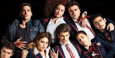 Szkoła dla elity: sezon 1 - recenzja