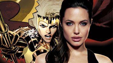 Zobacz, jak wyglądają The Eternals w MCU. Angelina Jolie w stroju