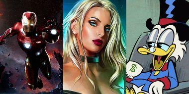 Nie Batman, nie Iron Man. Kto jest najbogatszą postacią z komiksów?