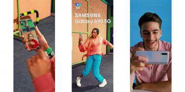 Wyciekły zdjęcia średniopółkowca Samsunga z 5G