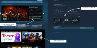 Znalezienie interesujących gier na Steamie będzie łatwiejsze