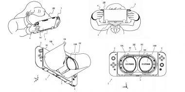 Nowy patent opisuje niezależne gogle VR do Switcha