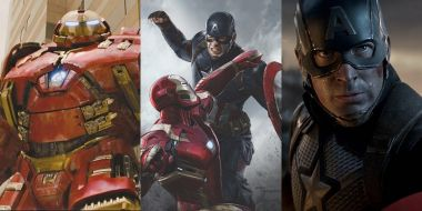Avengers: Koniec gry i nie tylko. Iron Man i Kapitan Ameryka - najlepsze walki w MCU