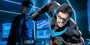 Titans - oto kostium Nightwinga. Jak z odpustu czy robi wrażenie?