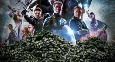 Avengers: Koniec gry - ten wynik przytłacza. Ile biletów sprzedano na filmy MCU?
