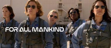 For All Mankind - zwiastun serialu twórcy Battlestar Galactica. Alternatywna wersja wyścigu kosmicznego
