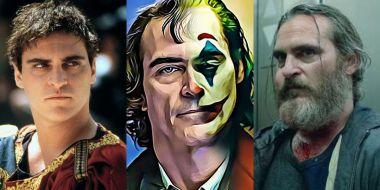 Joaquin Phoenix - cesarz aktorstwa, Joker w talii kina. Poznajcie człowieka z innego świata