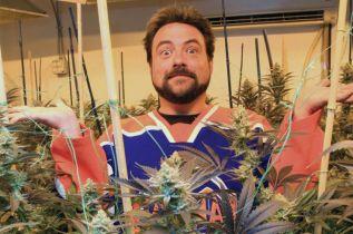 Jay i Cichy Bob - Kevin Smith sprzedaje marihuanę, by promować reboot