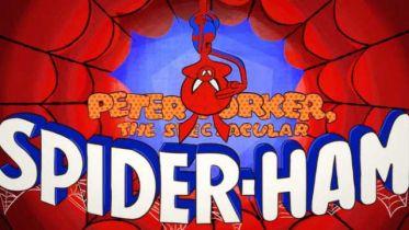 Spider-Ham: Caught in the Ham - obejrzyj film krótkometrażowy