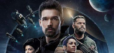 The Expanse - oficjalny plakat 4. sezonu serialu
