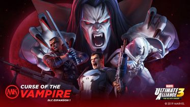 Marvel Ultimate Alliance 3: Punisher, Blade, Moon Knight i Morbius już w grze - oto zwiastun